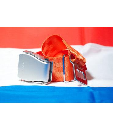 Ceinture avion - Mini Orange Pays-bas