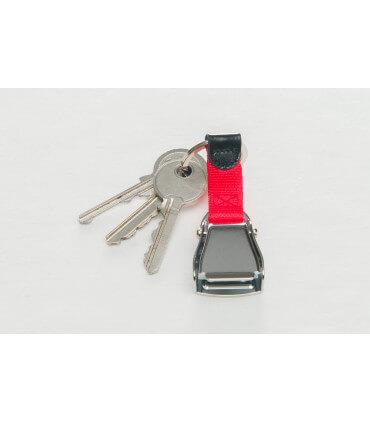 Porta-chiavi Rosso Canadese