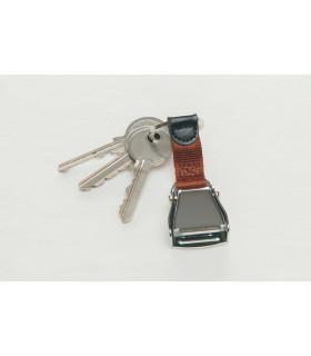 Porta-chiavi Marrone Marocchino