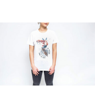 T-shirt - Surfing Hermes