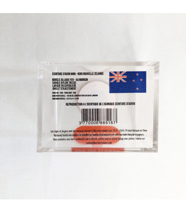 MINI Noire Nouvelle Zélande *Légère*