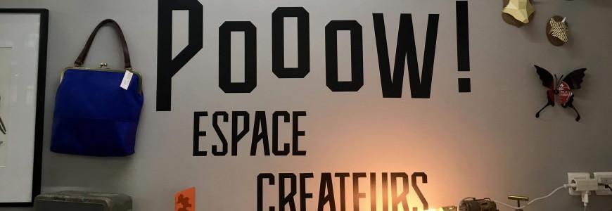 PoooW : la boutique éphémère branchée de Paris à ne pas manquer