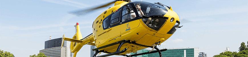 HELIPASS décolle avec sa ceinture d'avion